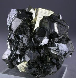 Sphalerite from Huaron Mine, Pasco Dept., Peru