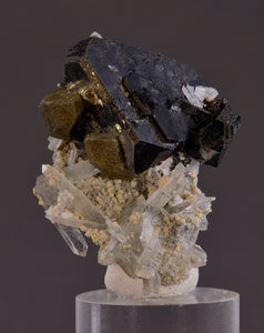 Sphalerite from Dal'negorsk, Far-Eastern-Region, Russia