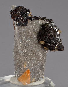 Sphalerite from Elmwood mine, Carthage, Smith Co., Tennessee