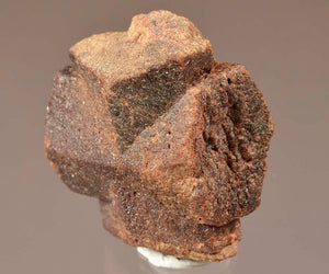 Staurolite from Coray, Finistere, Brittany, France