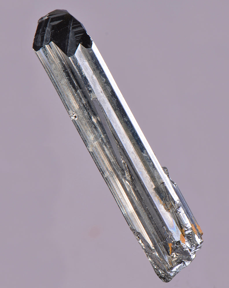 Stibnite from Wuning Mine,Qingjiang, Jiangxi Province, China