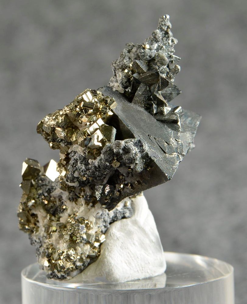 Tetrahedrite from Park City, Summit Co., Utah, USA