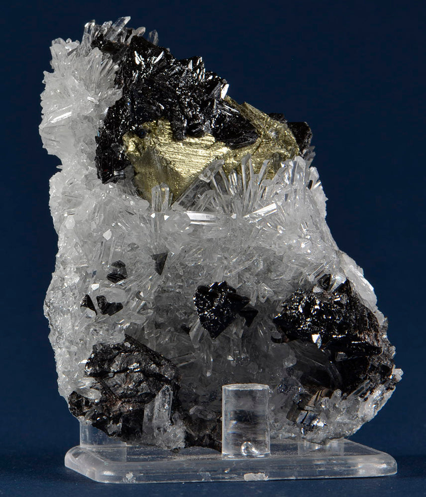 Tetrahedrite from Madan Ore Field, Rhodope Mts., Bulgaria