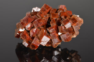 Vanadinite from Mibladen, Morocco
