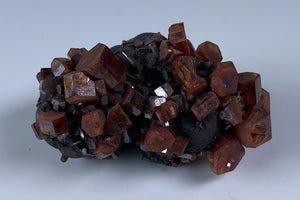 Vanadinite  from , Taouz, Errachidia Province, Morocco