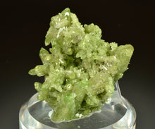 Load image into Gallery viewer, Vesuvianite from Jeffrey Mine, Quebec, Canada