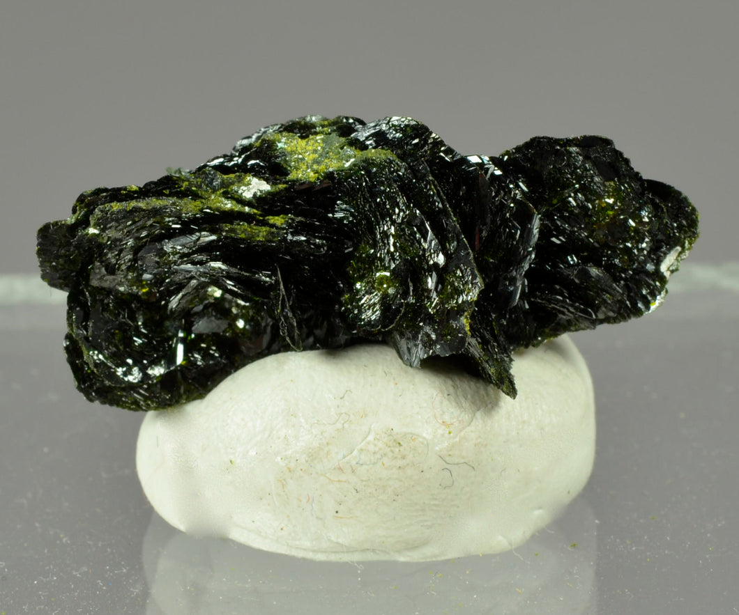 Volborthite from Milpillas Mine, Cuitaca, Sonora, Mexico