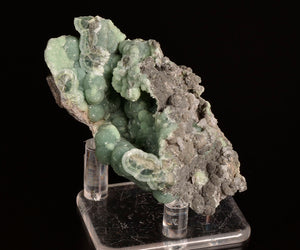 Wavellite from Montgomery Co., Arkansas