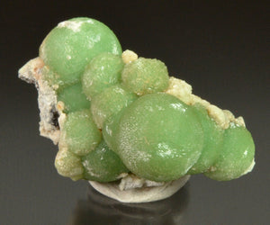 Wavellite from Montgomery County Quarry, Mauldin Mtn., Montgomery Co., Arkansas, USA