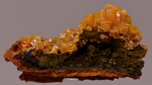Wulfenite from Ojuela Mine, Mapami, Durango, Mexico