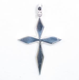 Dagger Cross Pendant
