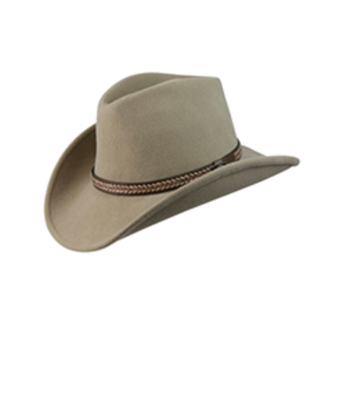 Stormy Canyon Western Hat