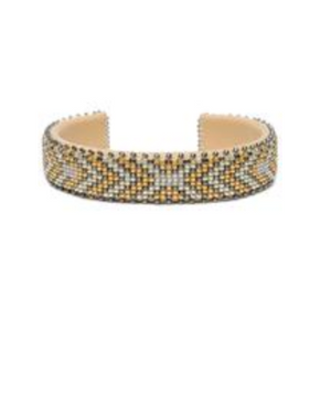 Andrea Glass Cuff Small