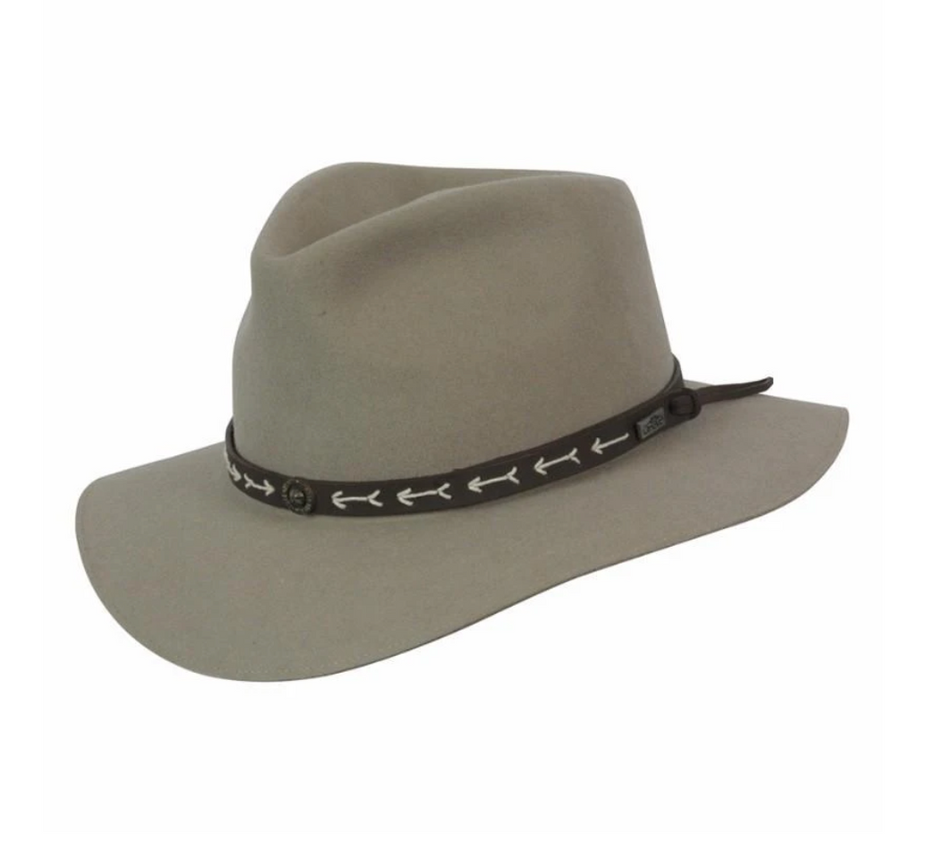 Mt Warning Wool Boho Hat