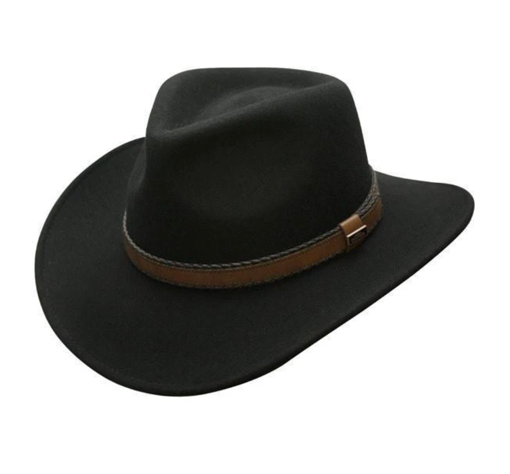 Outback Creek Wool Hat