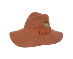 Allison Floppy Wool Hat