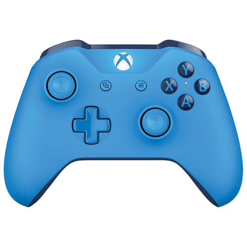Xbox One Wireless Controller - Blue