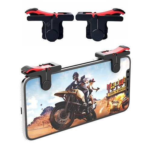 2PCS Gaming Triggers for Mobile Phone