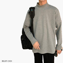 Load image into Gallery viewer, RLDN Plain Long Sleeve T-Shirt