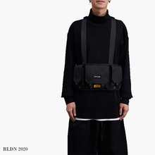 Load image into Gallery viewer, RLDN Streetwear Multi Function Vest