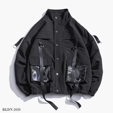 Load image into Gallery viewer, RLDN Military Streetwear Style Jacket