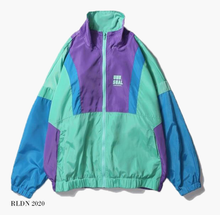 Load image into Gallery viewer, RLDN Urban/Vintage Style Track Jacket