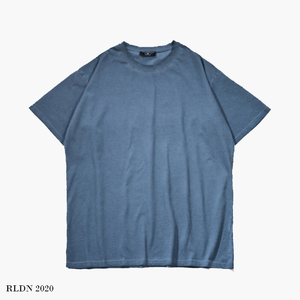 RLDN Distressed Washed Dyed T-Shirt