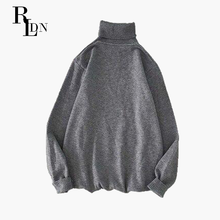 Load image into Gallery viewer, RLDN Plain Turtleneck