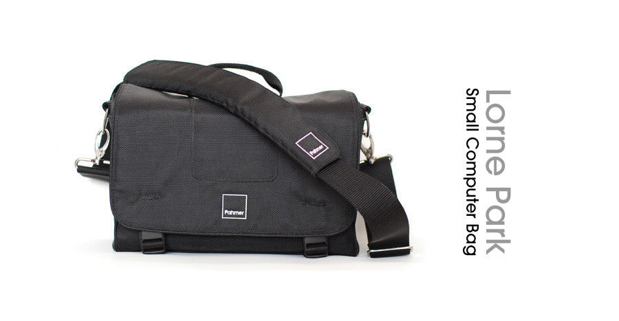 "Lorne Park - Small 13"" computer / tablet bag"