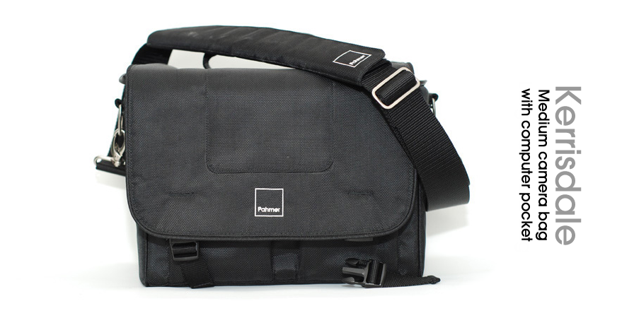 "Kerrisdale - Medium Camera bag with 13"" padded internal computer pocket"