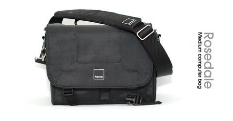 "Rosedale - Medium 15"" computer bag"