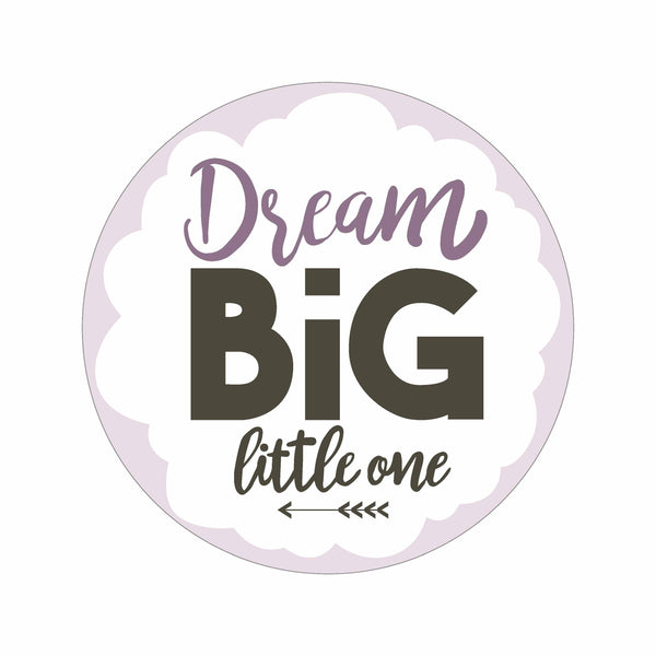Dream Big - Rosa