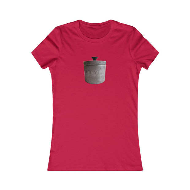 Women's Bacon Grease Tee