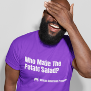 Potato Salad Unisex Jersey Short Sleeve Tee