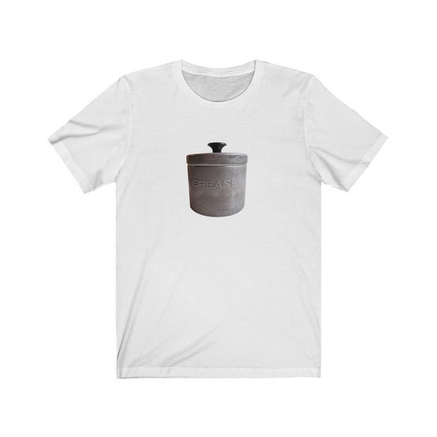 Bacon Grease Unisex Jersey Short Sleeve Tee
