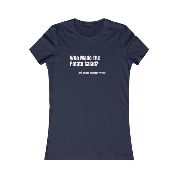 Women's Potato Salad Tee