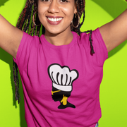 """Chef-Queen-Is-Me"" Women's Tee"