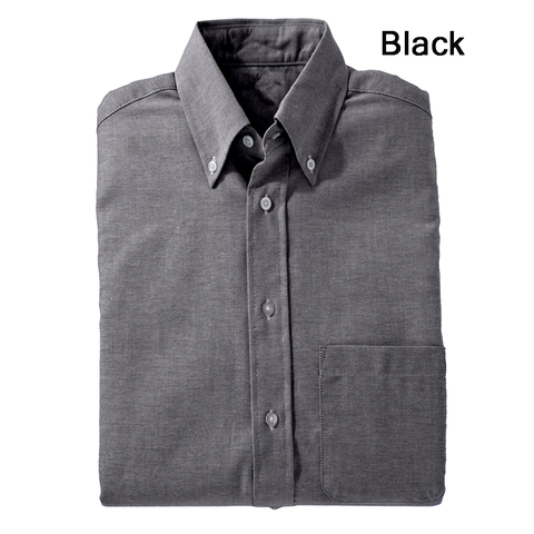 Big and Tall Men's Oxford Long Sleeve Shirt