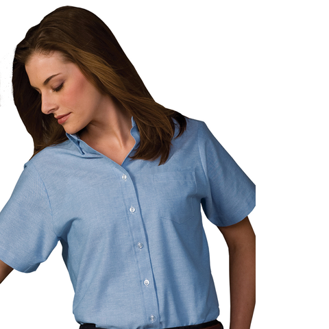 Women's Oxford Short Sleeve Shirt