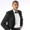 Men's Point Collar Tuxedo Shirt
