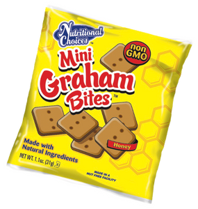 Mini Graham Bites