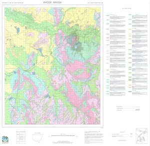 Soil Landscapes of the Wagga Wagga 1:100 000 Sheet