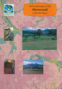 Soil Landscapes of the Murrurundi 1:100 000 Sheet report cover