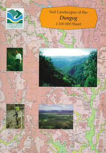 Soil Landscapes of the Dungog 1:100 000 Sheet report cover