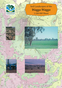 Soil Landscapes of the Wagga Wagga 1:100 000 Sheet report cover