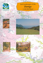 Load image into Gallery viewer, Soil Landscapes of the Dorrigo 1:100 000 Sheet report cover