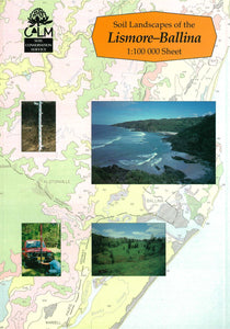 Soil Landscapes of the Lismore-Ballina 1:100 000 Sheets report cover