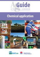 Chemical application AgGuide
