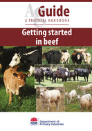 AG Beef getting started bookcover