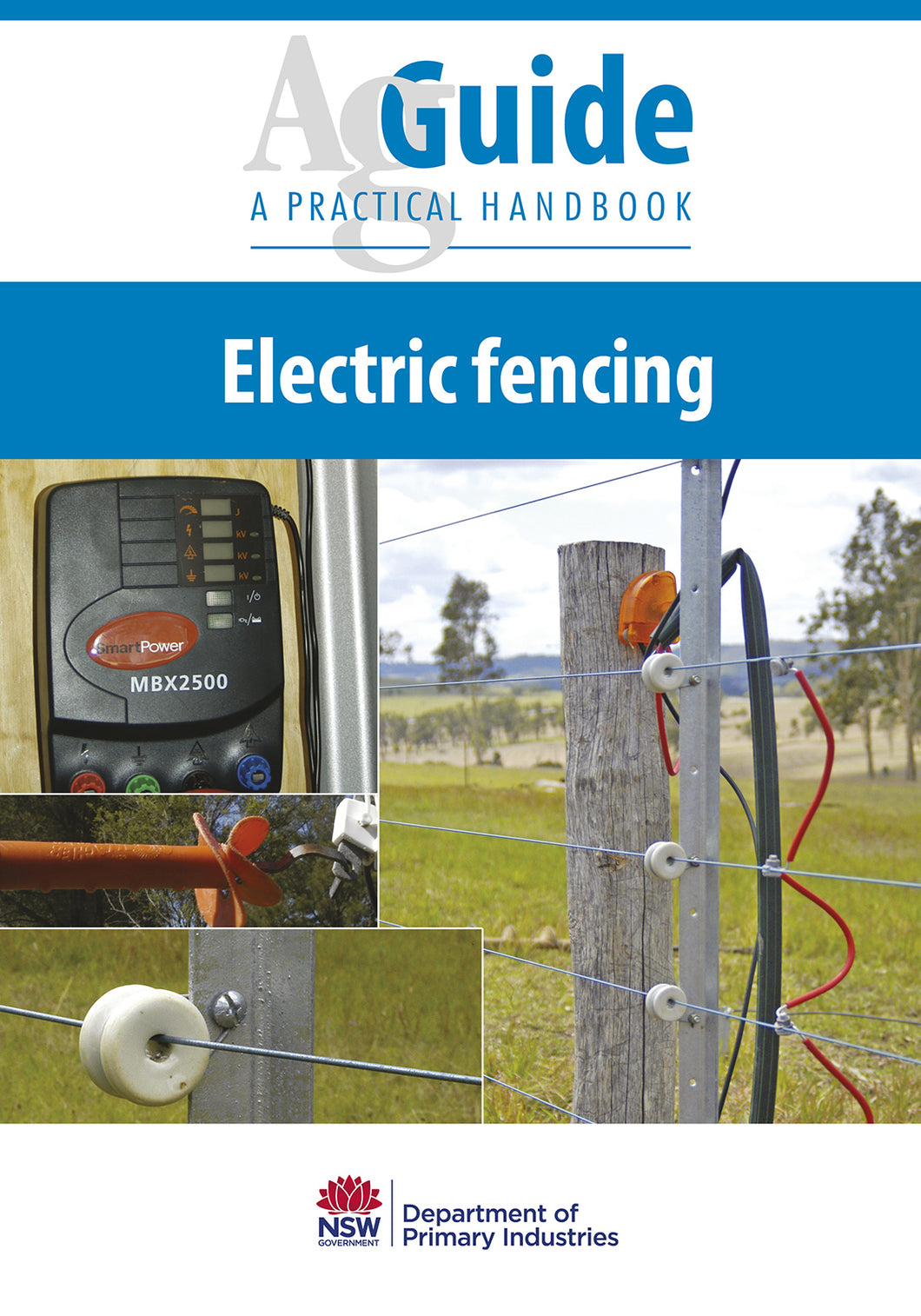 AG Electric fencing bookcover